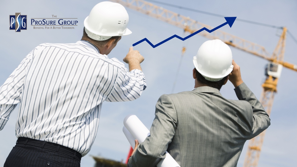 Construction Rebound Boosts Surety Bond Sector | ProSure Group