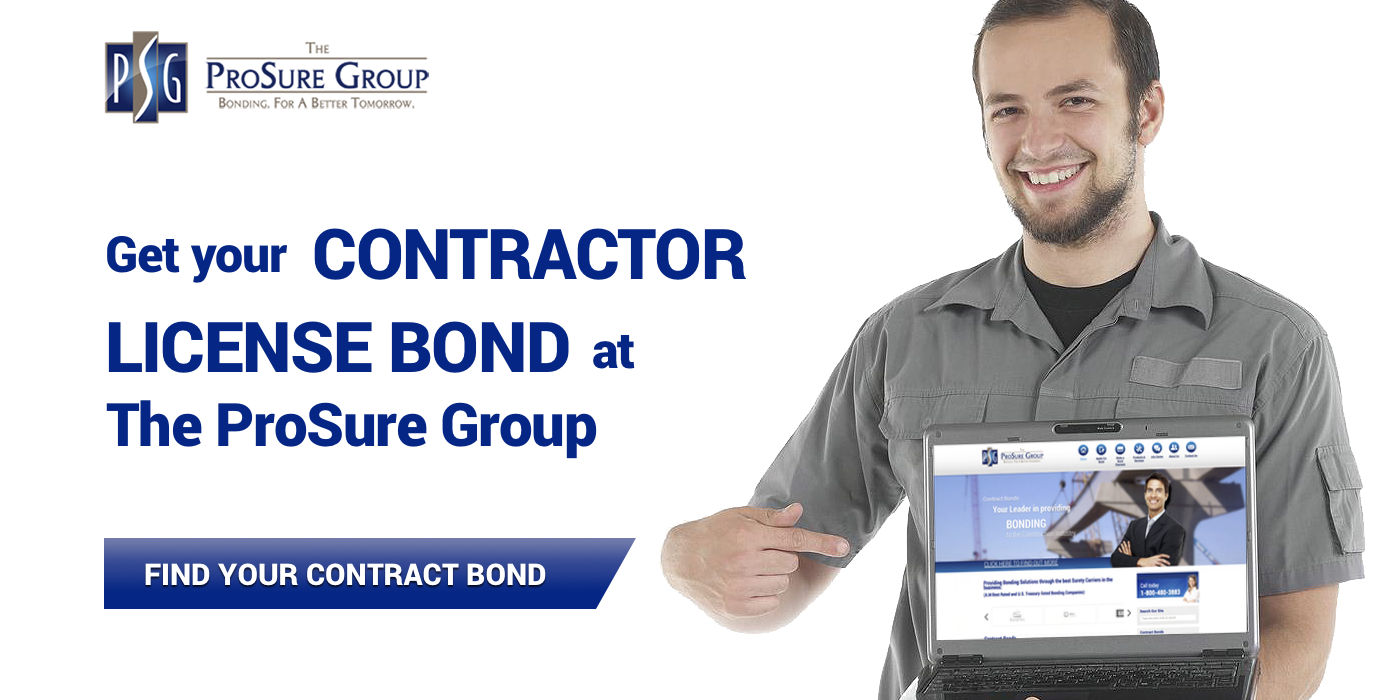 how to get bonded and insured | ProSure Group | Florida Bonds | Contractor License Bonds