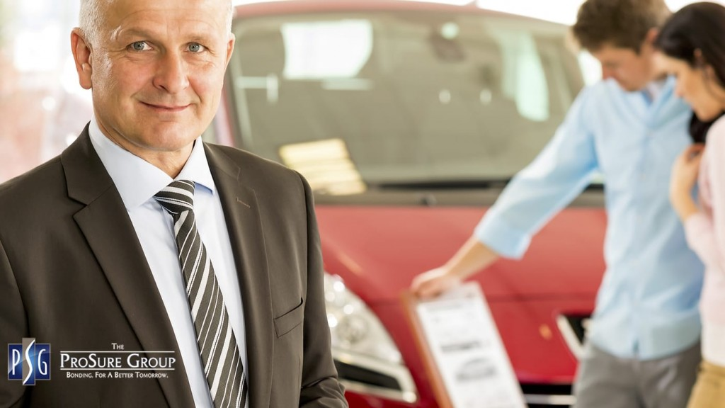 Things Auto Dealers Must Know About Surety Bonds | Auto Dealer Bond Renewal | ProSure Group