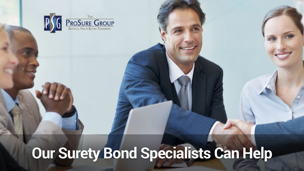How to Make a Claim on a Bond | claim against surety bond | The ProSure Group Can Help